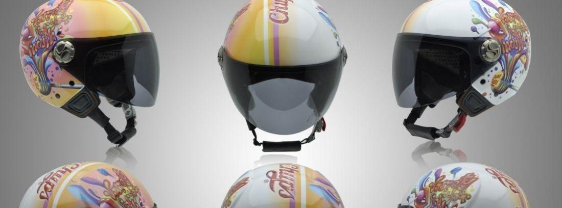 Cascos 3D Helmets by Chupa Chups