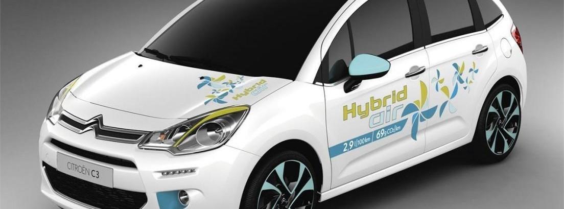 citro n c3 hybrid air un hibrido diferente. Black Bedroom Furniture Sets. Home Design Ideas