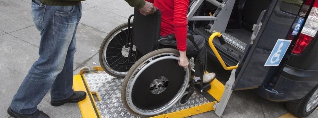 Coches adaptados para sillas de ruedas