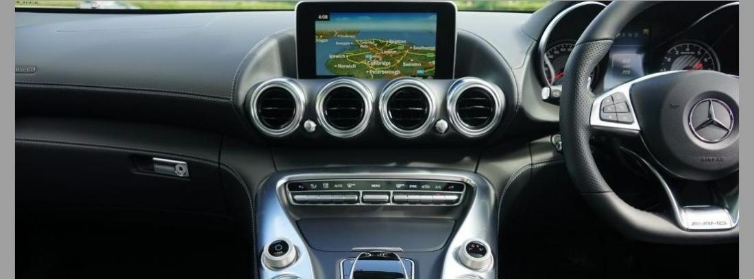 Holograma de coche con wifi