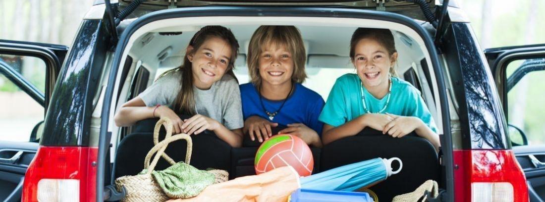 coches recomendados para familias numerosas