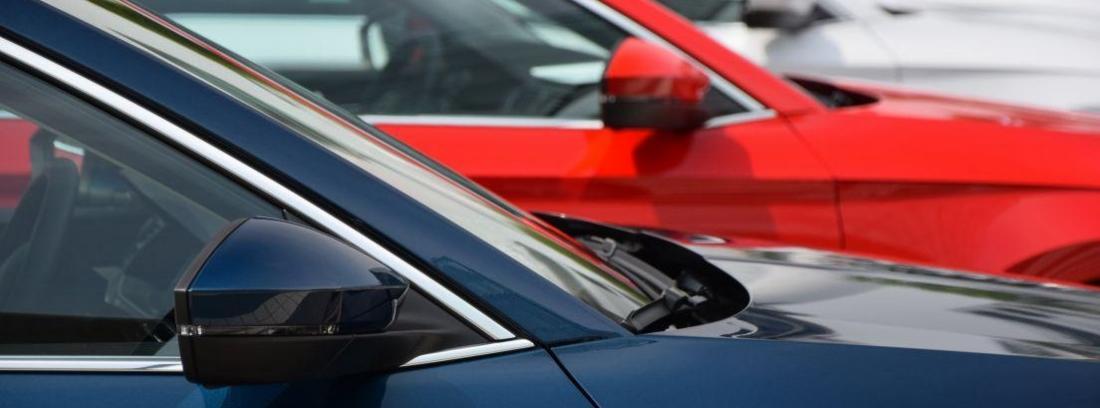 colores exteriores de coche