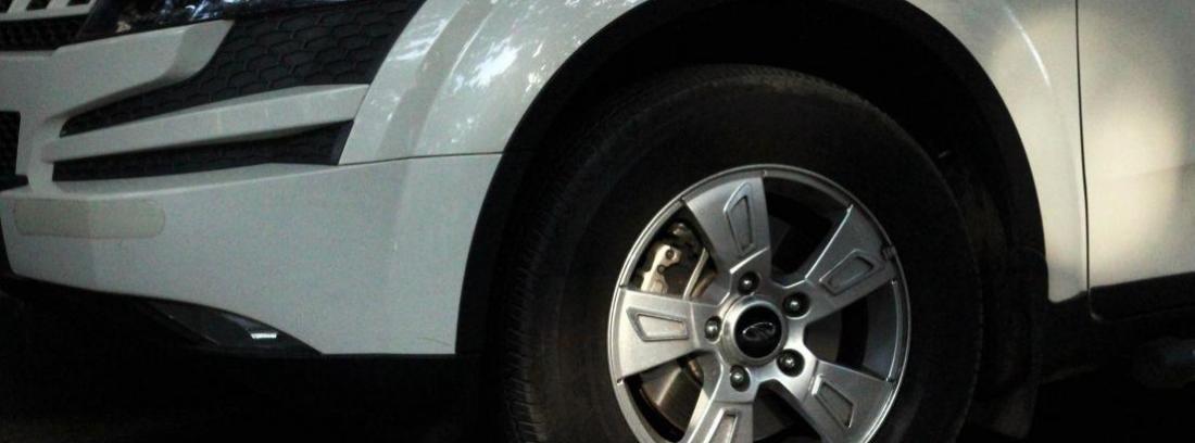 Presión adecuada Neumáticos