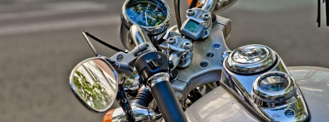 Retrovisores de moto