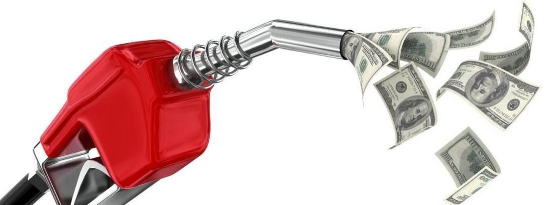 como calcular el consumo de gasolina en un viaje
