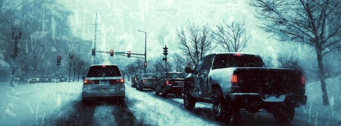 Conducir hielo y nieve