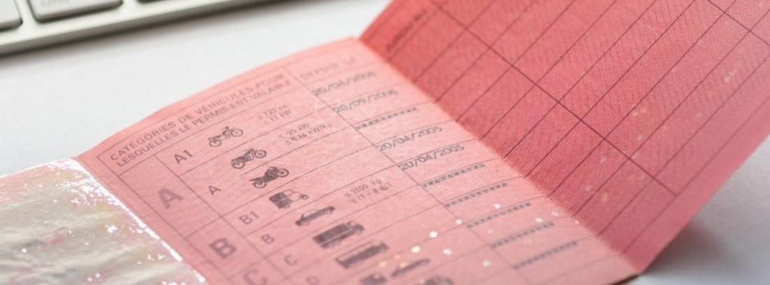 carnet de conducir por puntos