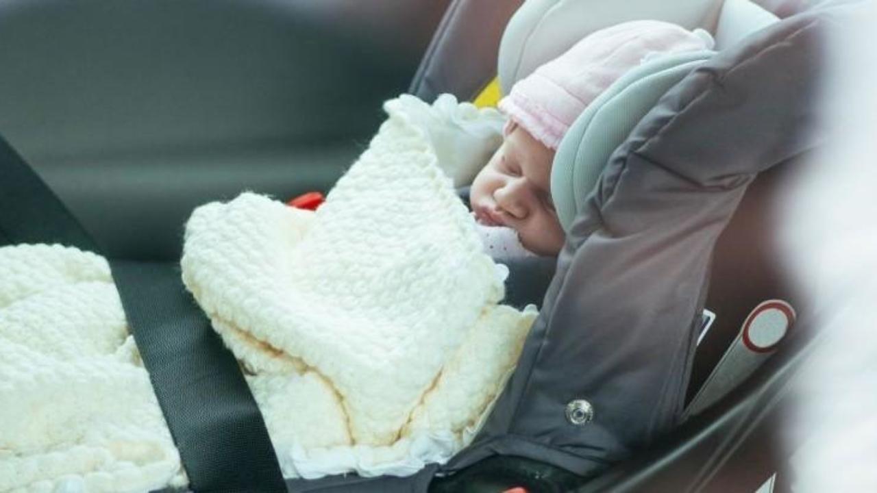 Cómo Debe Ir Un Bebé En El Coche Canalmotor