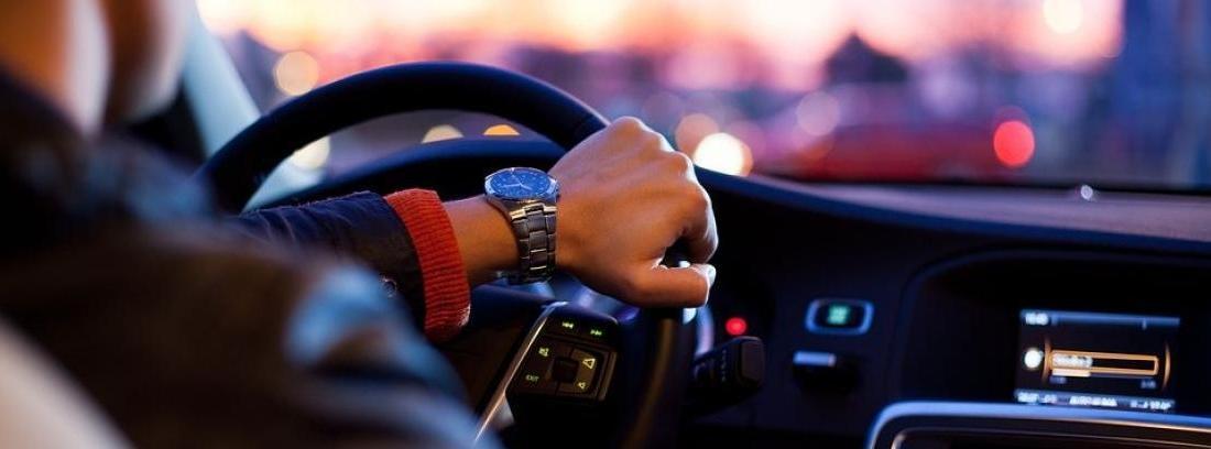 Evitar los nervios al conducir