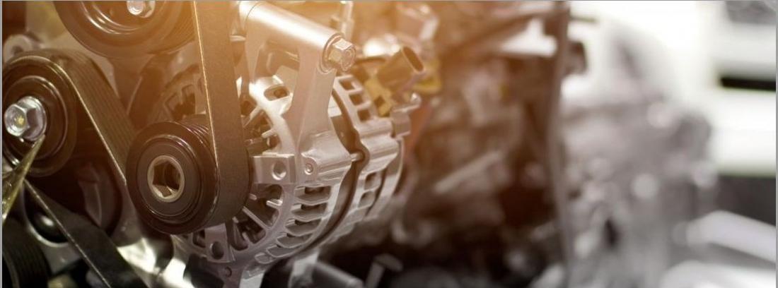 Cómo funciona el alternador del coche en el motor