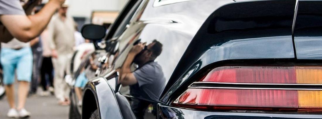 cómo funciona el sensor de luz de un coche