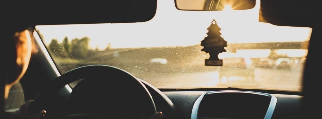 mal olor coche