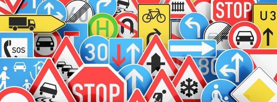 señales trafico