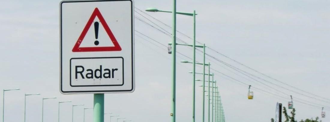 Cómo se aplica el margen de error de los radares
