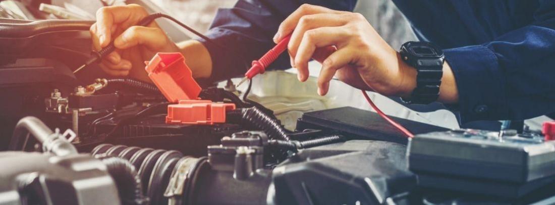 Cómo se recarga una batería gastada