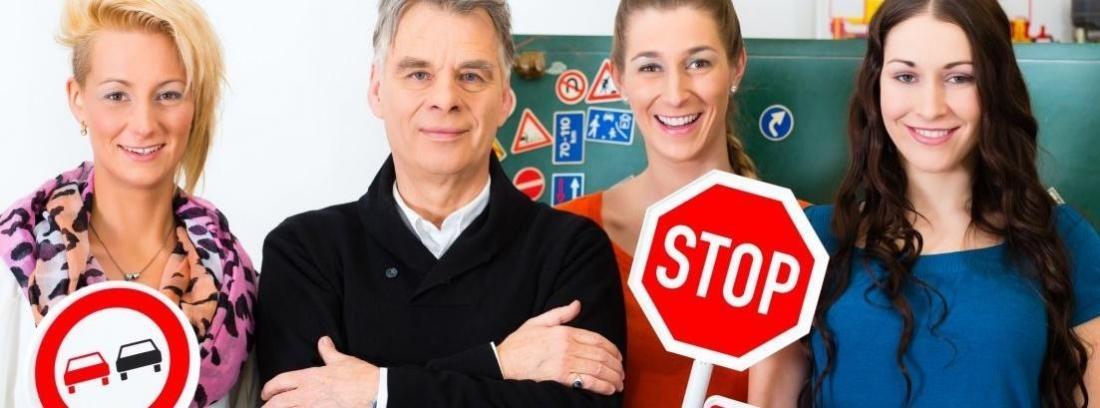 Cómo ser profesor de autoescuela