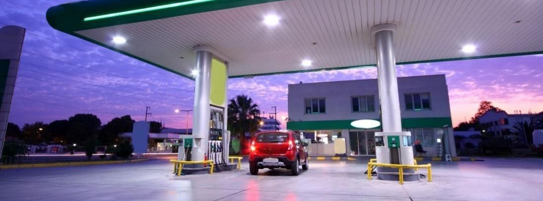 coches movidos por Gas Natural