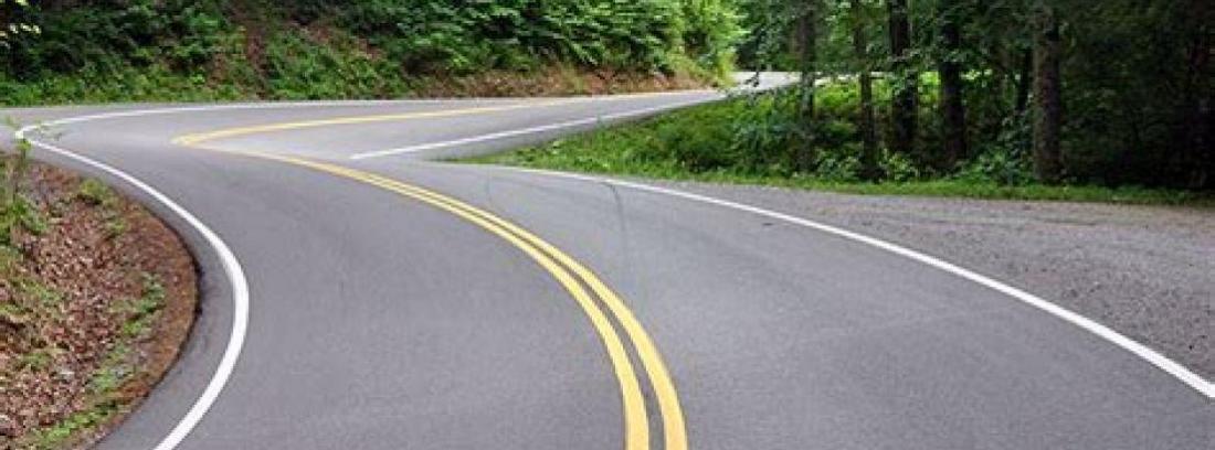 Como tomar una curva correctamente
