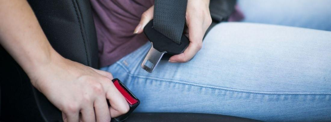 Cómo usar bien el cinturón de seguridad