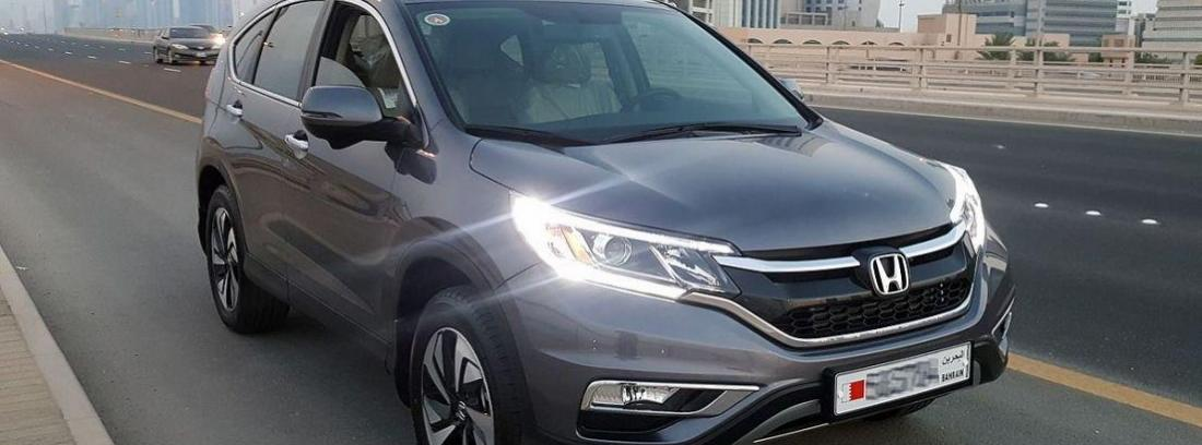 Nuevo Honda CR-V 2015