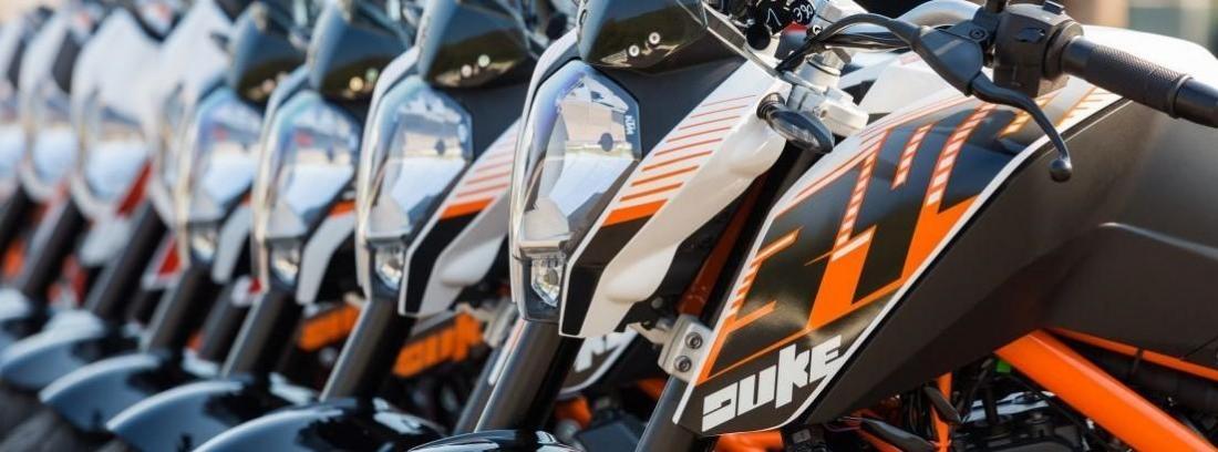 KTM Duke 125 200