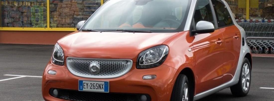 comparativa coches pequeños