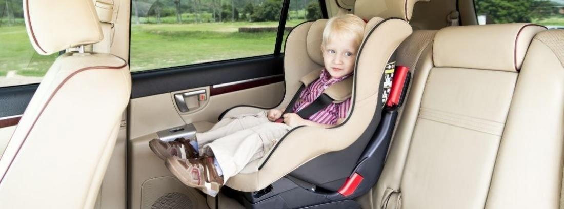 ¿Comprar sillitas de coche de segunda mano sí o no?