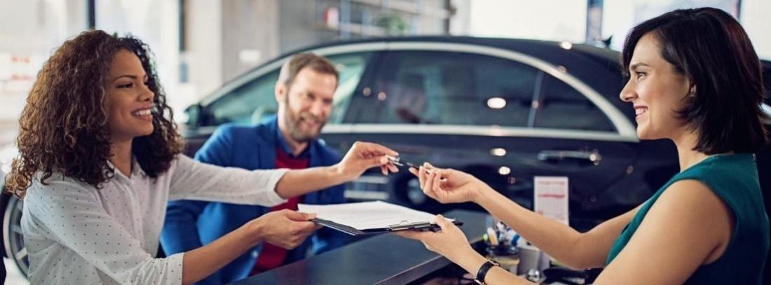 Comprar un coche compacto