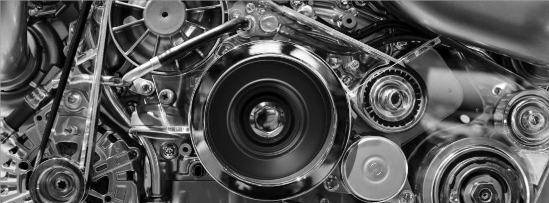Comprar un coche con motor de acero o de aluminio
