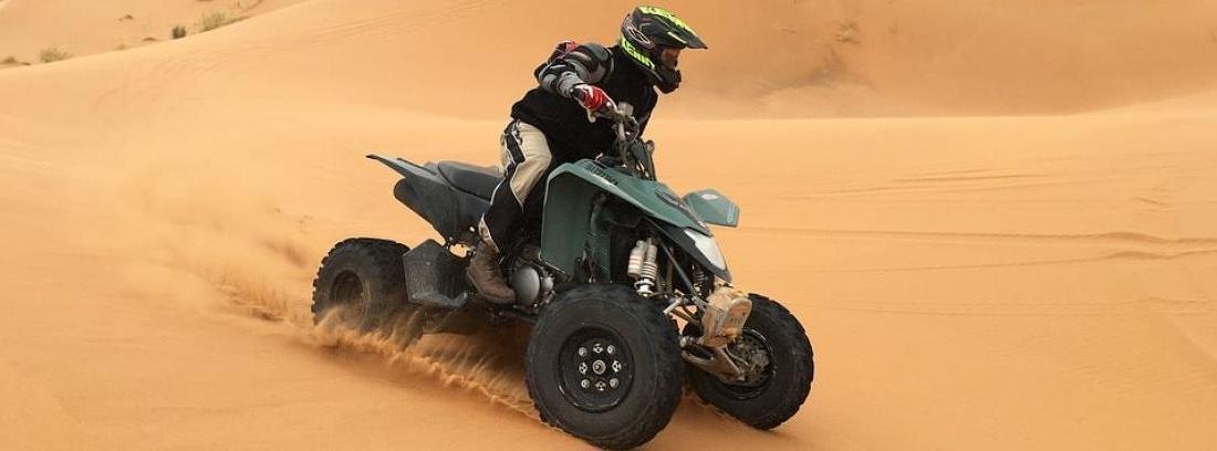 Consejos básicos para conducir un quad
