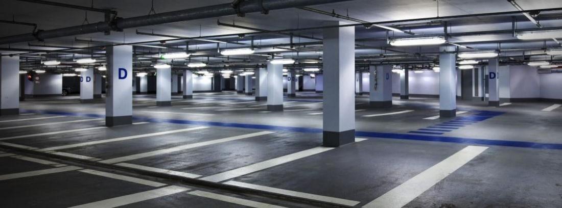 Consejos para alquilar una plaza de parking