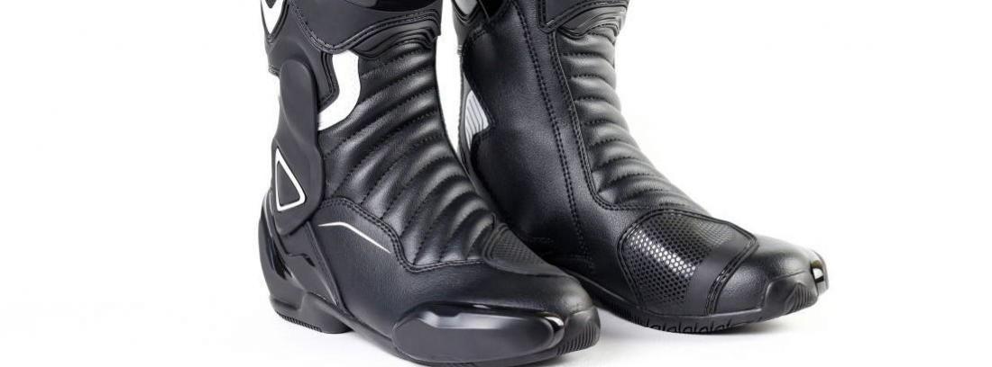 Consejos para elegir las botas de moto