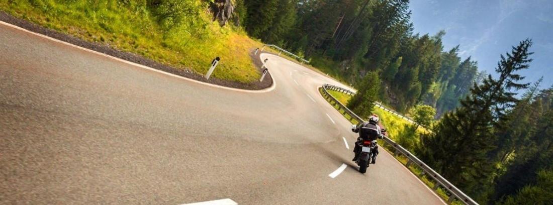 Contramanillar: la técnica para tumbar la moto