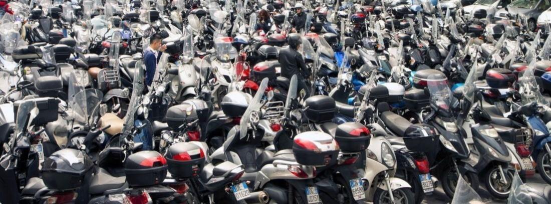 Cuál es la ciudad española con más motos