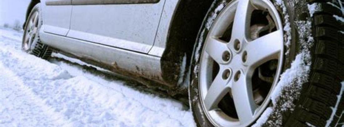 Conduccion hielo y nieve
