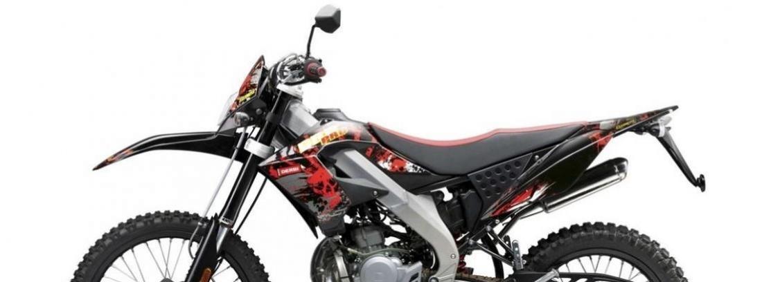 Derbi Senda DRD 125 R y SM: nuevos colores para 2011