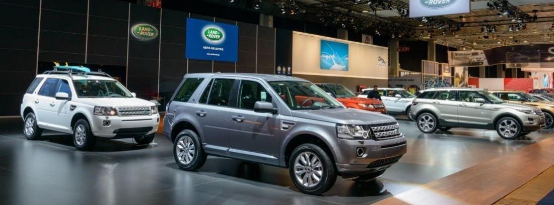 Land Rover Freelander 2 2015 con paquete exterior Dynamic