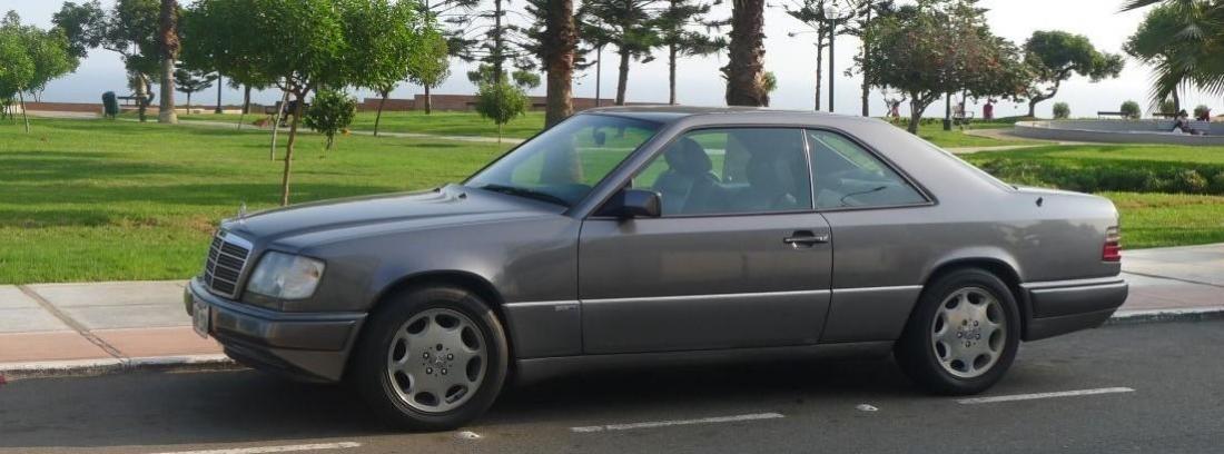 Mercedes de los años 90