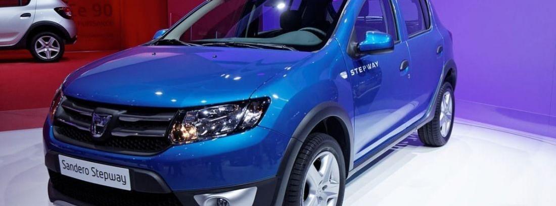 Dacia Sandero Stepway 2012 1