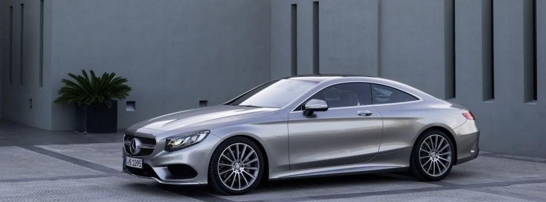 Mercedes Benz clase S Coupé