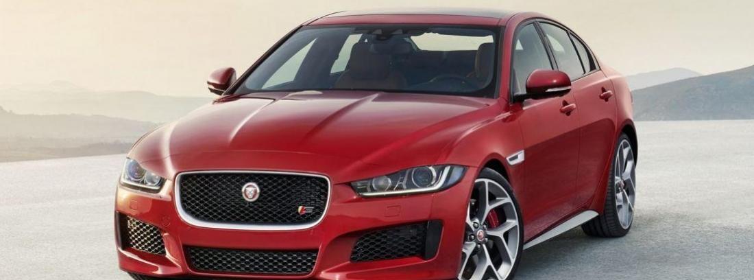 Jaguar XE desde 37.000 €