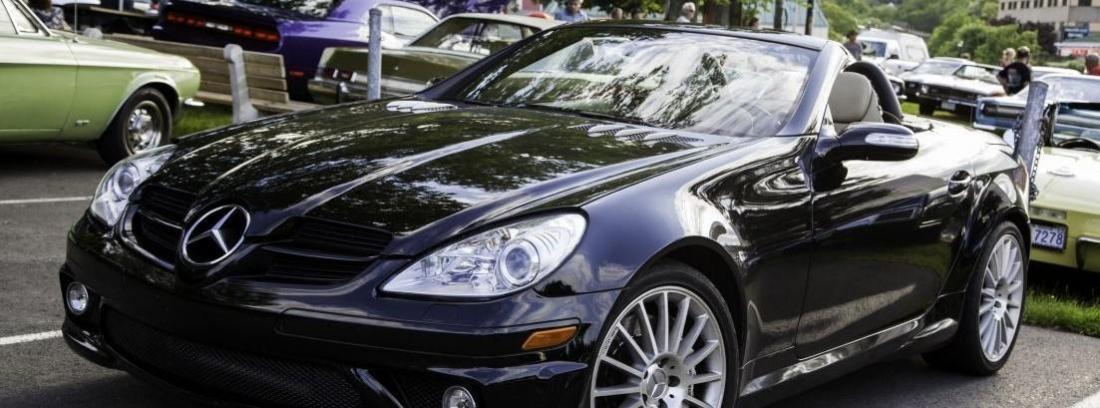 El nuevo Mercedes SLK según Brabus
