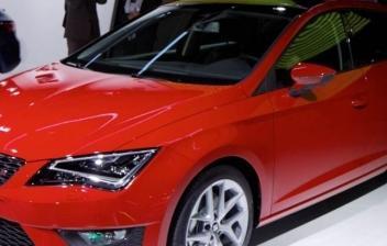 Seat León coche 0