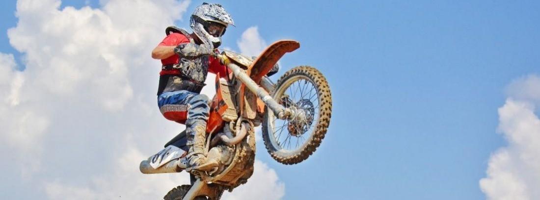 Peto offroad para enduro o motocross