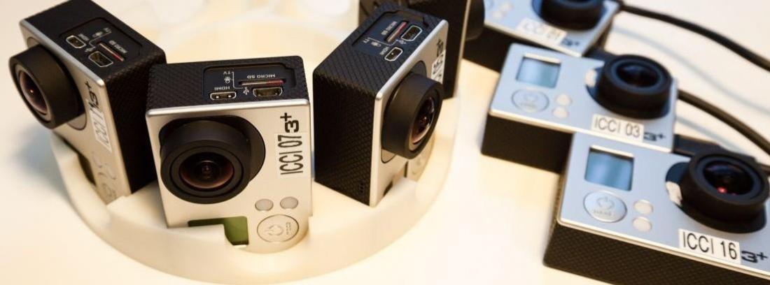cámaras portátiles para motos