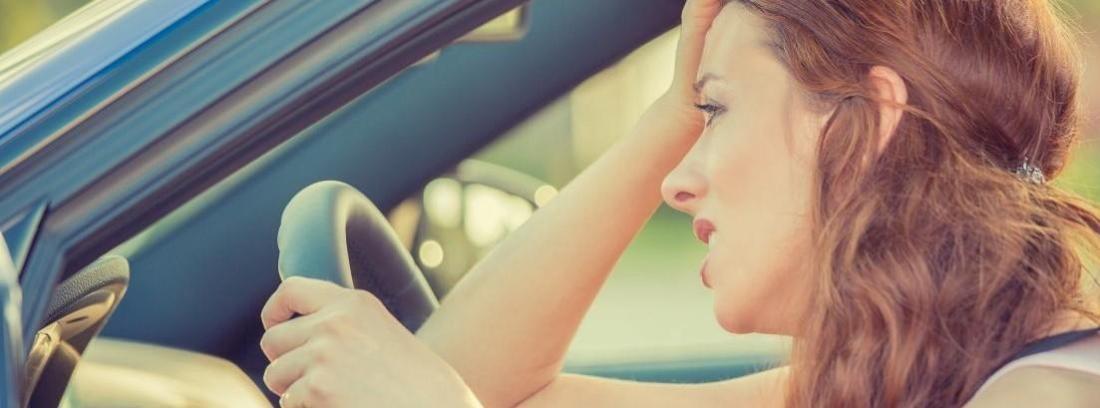 Estrés conduccion