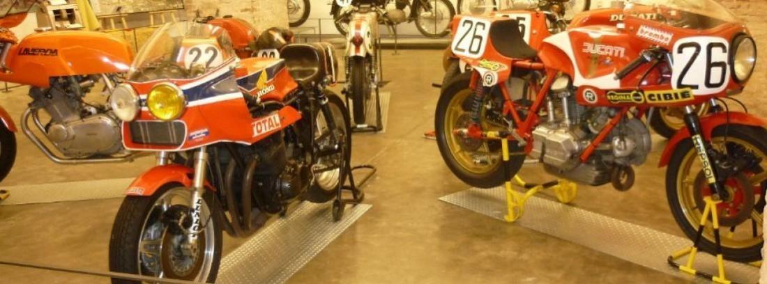 24 Horas de Montjuic en Museo de la Moto de Barcelona