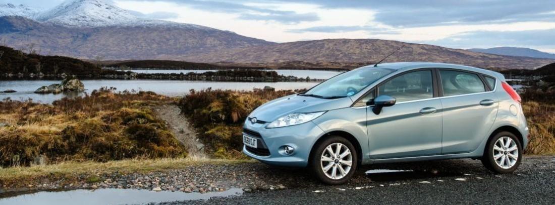 Ford Fiesta ahora con cambio Powershift