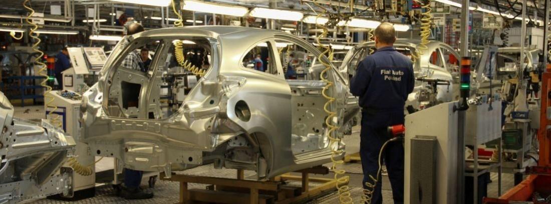 produccion Ford Focus