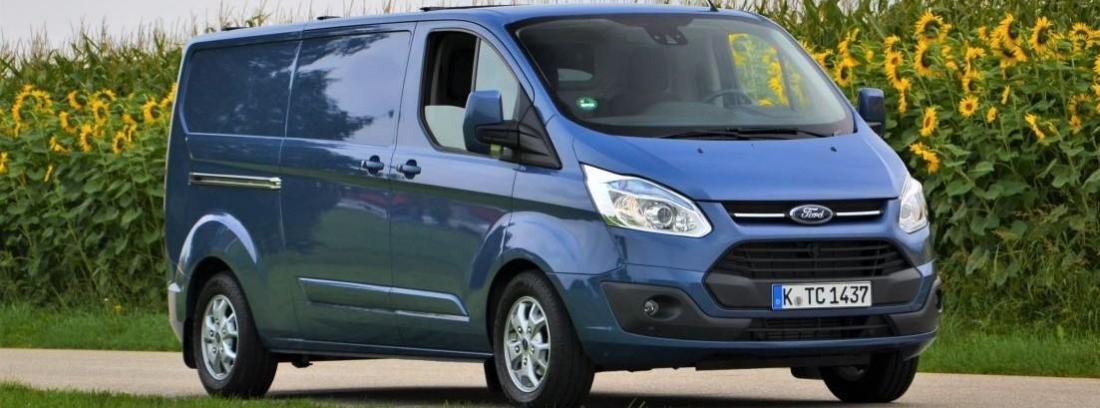 nueva Ford Transit Custom